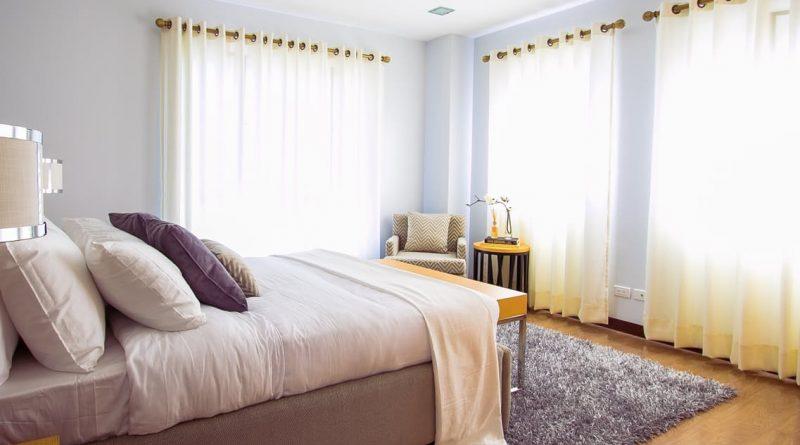 slaapkamer schoonmaken